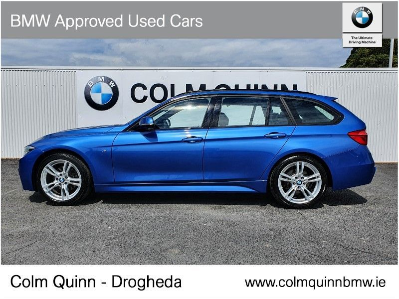 Used BMW 3 Series 320d M Sport Touring (2019 (191))