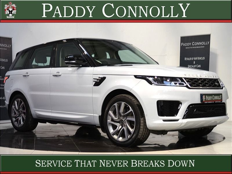 Land Rover Range Rover Sport 192 *5 Seat N1 Bus.Class* AUTOBIOGRAPHY P400