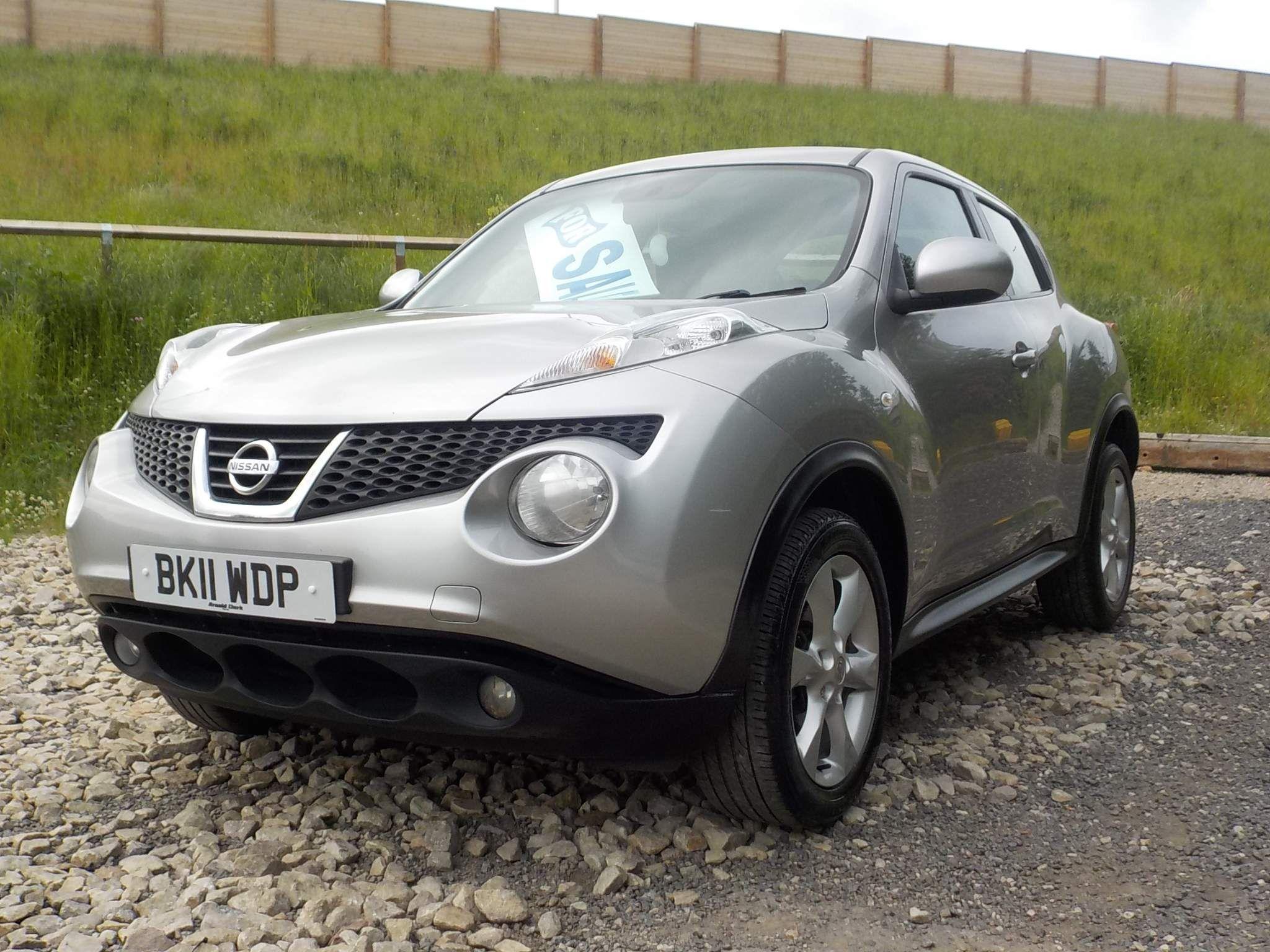 Nissan Juke 1.6 Acenta 5dr