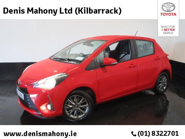 Toyota YARIS NEARLY NEW YARIS 1.0L LUNA MODEL/SELECTION OF COLOURS AVAILABLE/LIMITED STOCK @ DENIS MAHONY KILBARRACK
