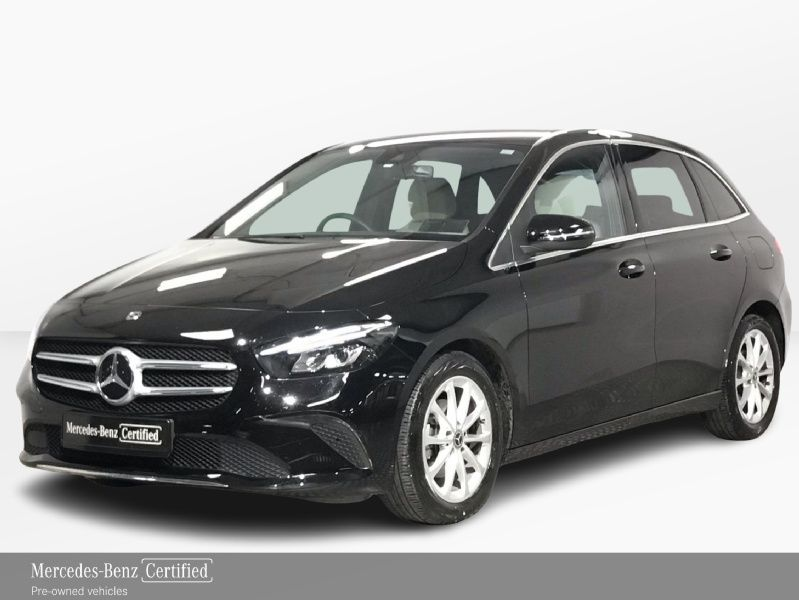 Mercedes-Benz B-Class 180 Automatic - 17 Inch Alloys - Reversing Camera - Climate Control - Heated Seats - Cruise Control - Auto Lights & Wipers - Keyless Start