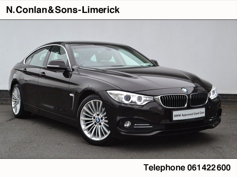 BMW 4 Series 420d Gran Coupe Luxury