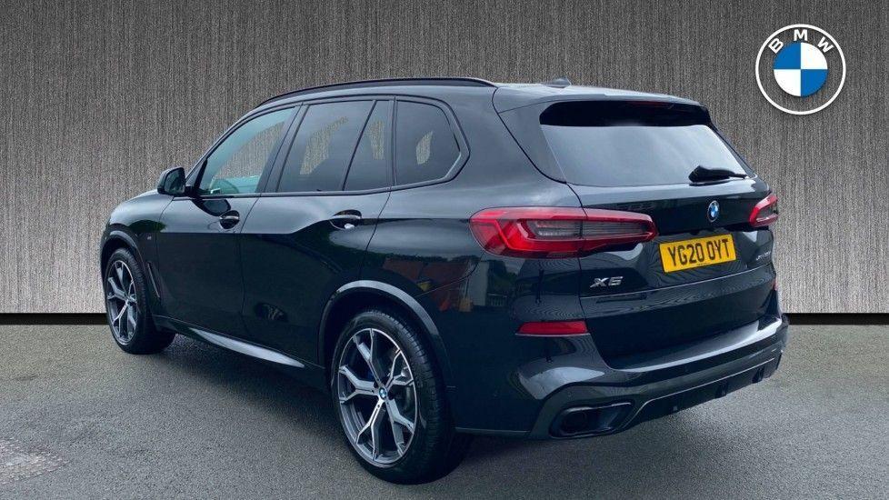 Image 2 - BMW xDrive30d M Sport (YG20OYT)