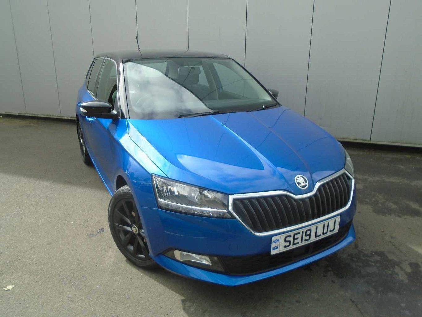 ŠKODA Fabia 1.0 TSI Colour Edition (95PS) 5-Dr Hatchback
