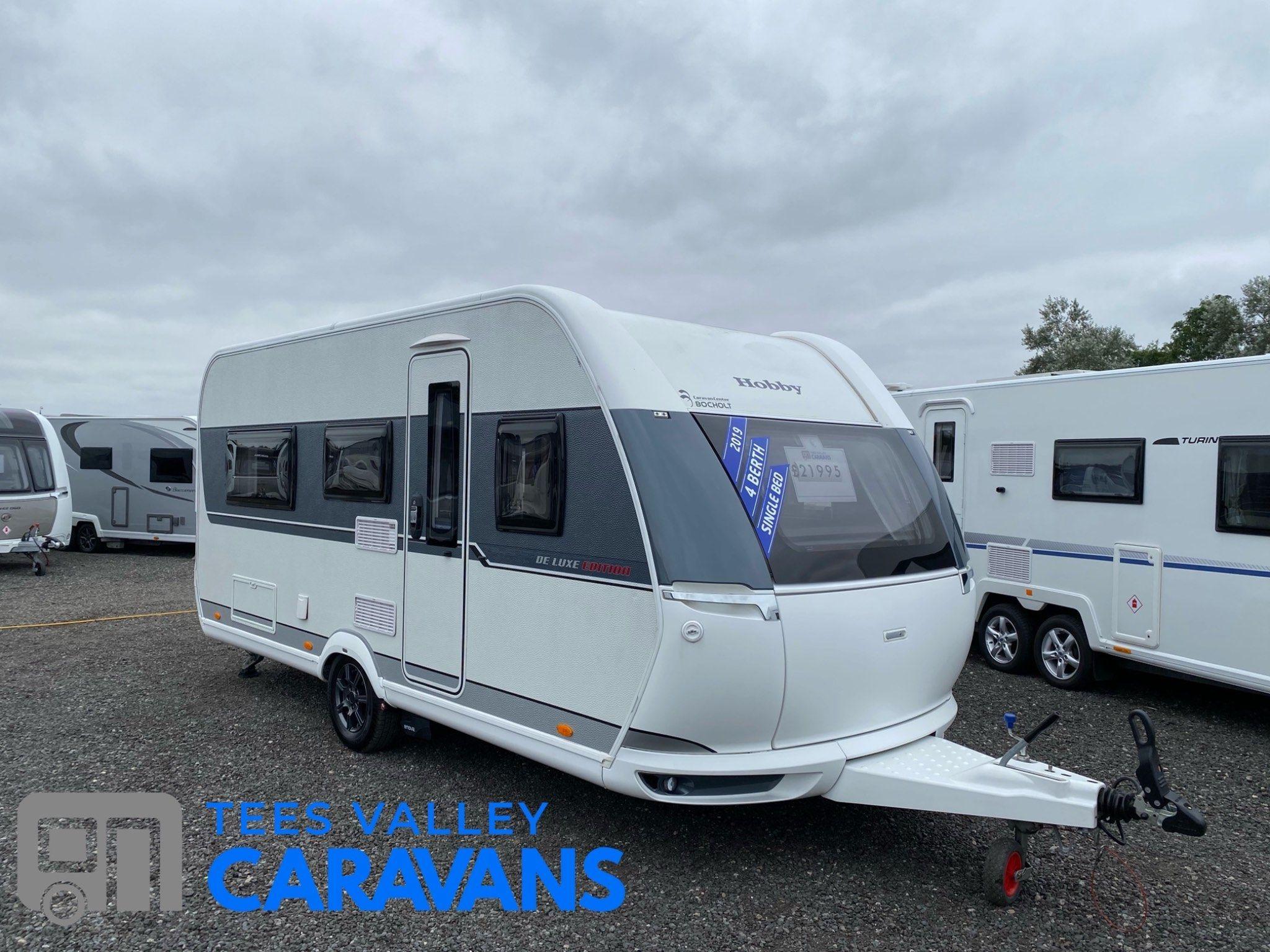Used Hobby Caravans for sale   AutoTrader Caravans