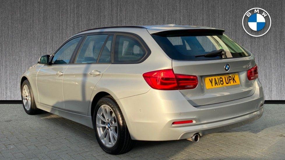 Image 2 - BMW 316d SE Touring (YA18UPK)