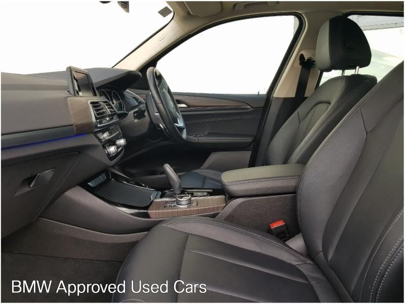 Used BMW X3 X3 xDrive20d SE (2018 (181))