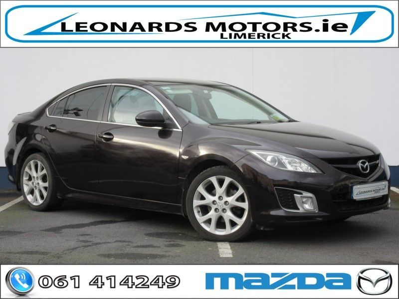 Mazda Mazda6 1.8 4DR EXECUTIVE