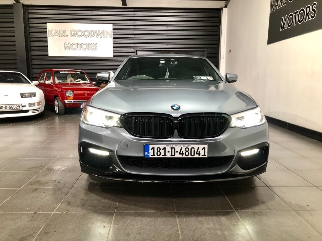 Used BMW 5 Series 530 E G30 M SPORT 4DR AUTO (2018 (181))