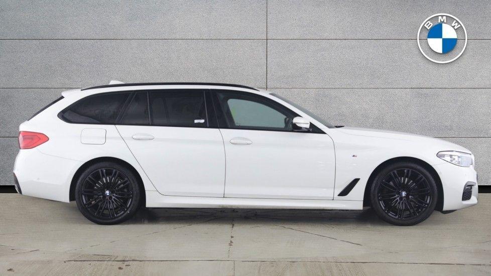 Image 3 - BMW 520d M Sport Touring (YB69VCJ)