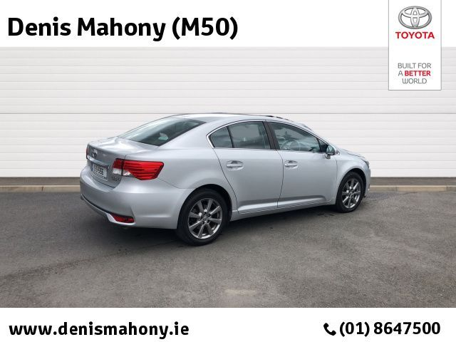 Used Toyota Avensis AVENSIS 2.0 D4D STRATA (2012)