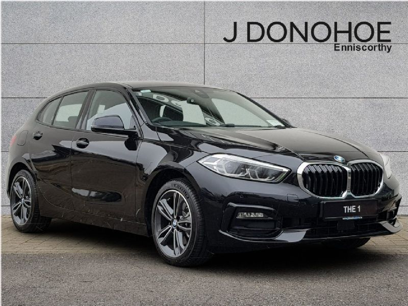Used BMW 1 Series 118d Sport Auto (2021 (211))