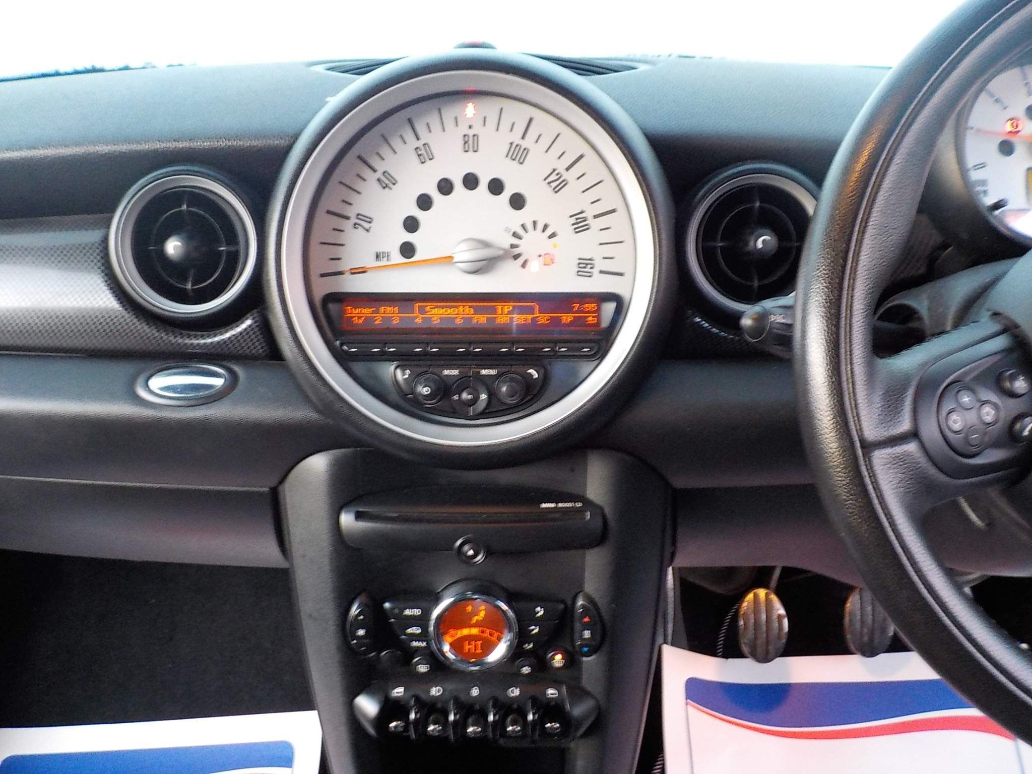 MINI Coupe 2.0 Cooper SD (Avenue) 2dr