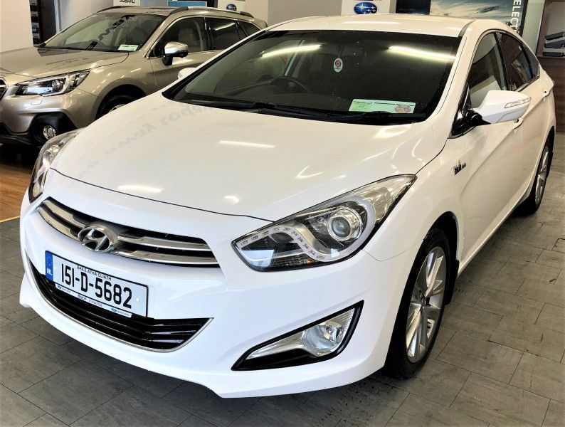 Hyundai i40 EXECUTIVE 4DR *FINANCE FROM €61 A WEEK*