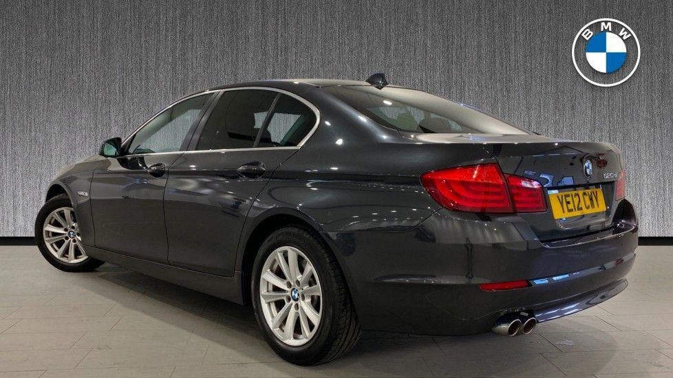 Image 2 - BMW 520d Efficient Dynamics (YE12CWY)