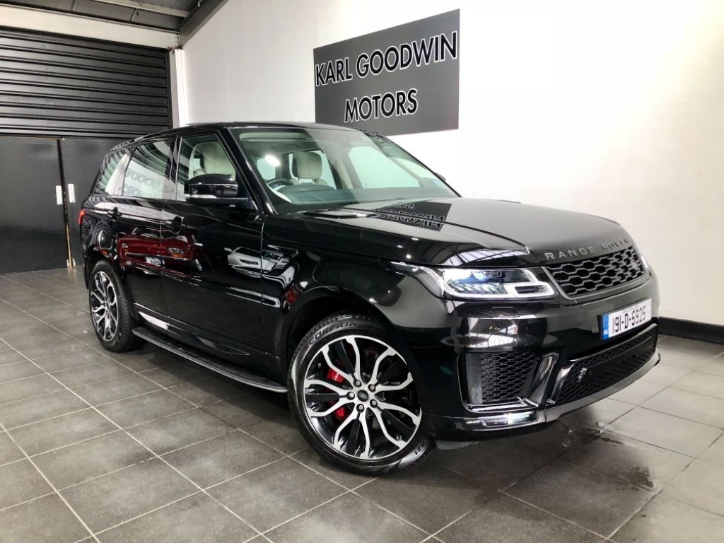 Land Rover Range Rover Sport SPORT MY19 2.0 SI4 PHEV 404PS HSE DYNAMIC