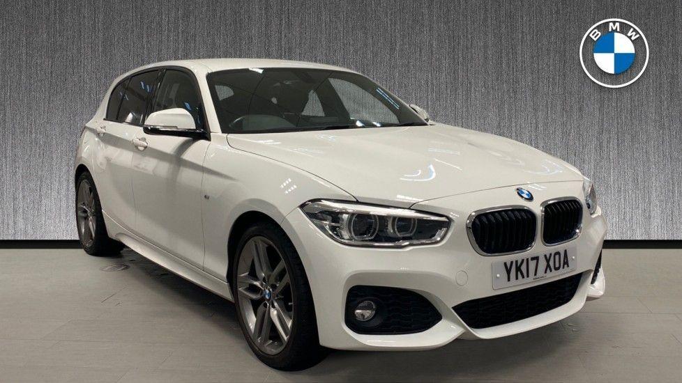 Image 1 - BMW 118i M Sport 5-Door (YK17XOA)