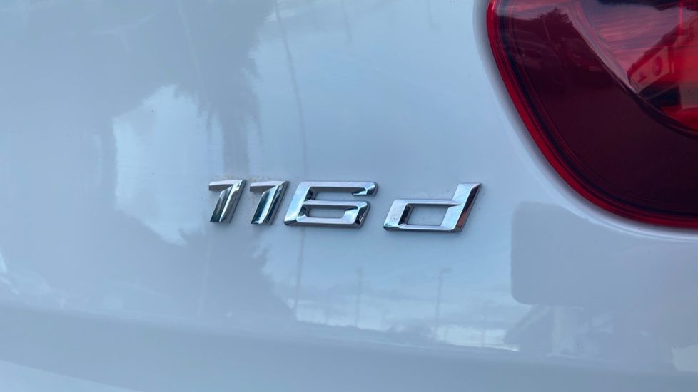 Image 18 - BMW 116d M Sport Shadow Edition 5-door (CY19FSZ)