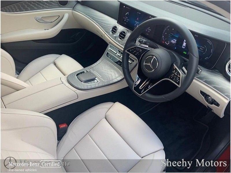 Used Mercedes-Benz E-Class E-Class E300DE AMG Ext 4DR AUTO (2021 (211))