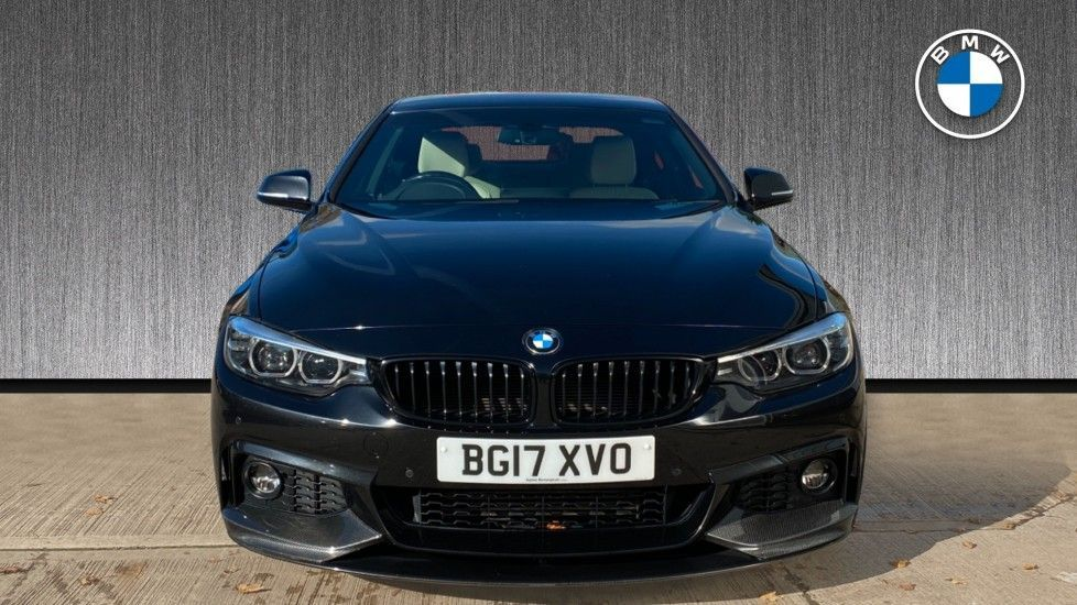 Image 16 - BMW 420d M Sport Coupe (BG17XVO)