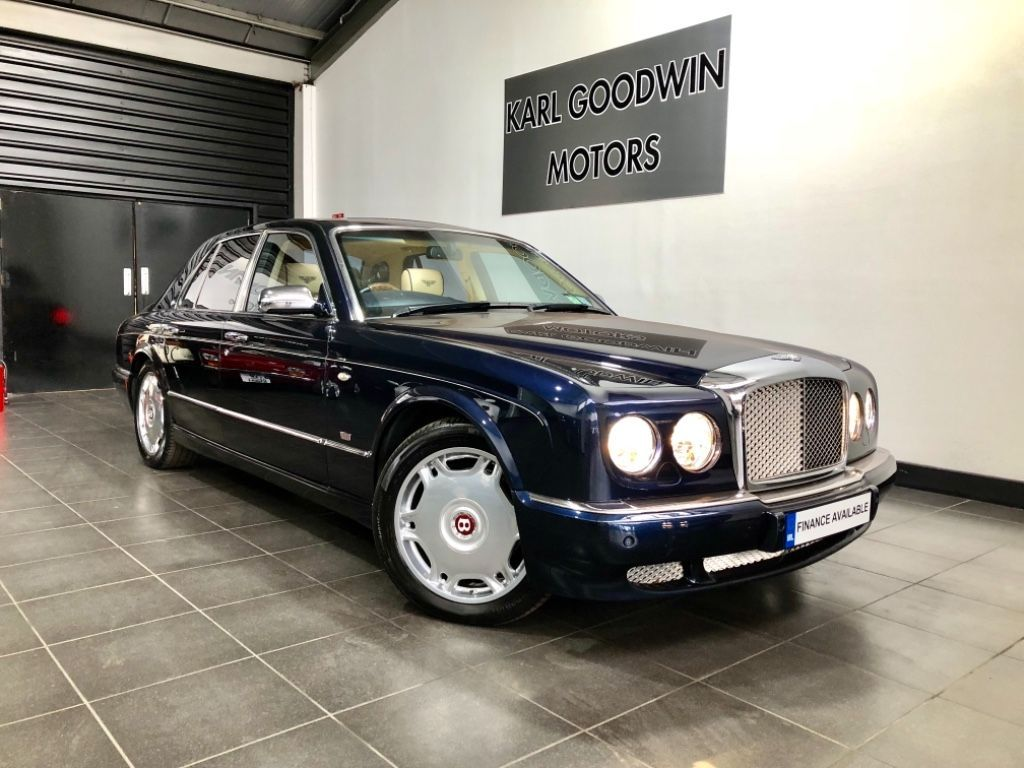 Bentley Arnage 6.8 R 450BHP MULLINER EDITION