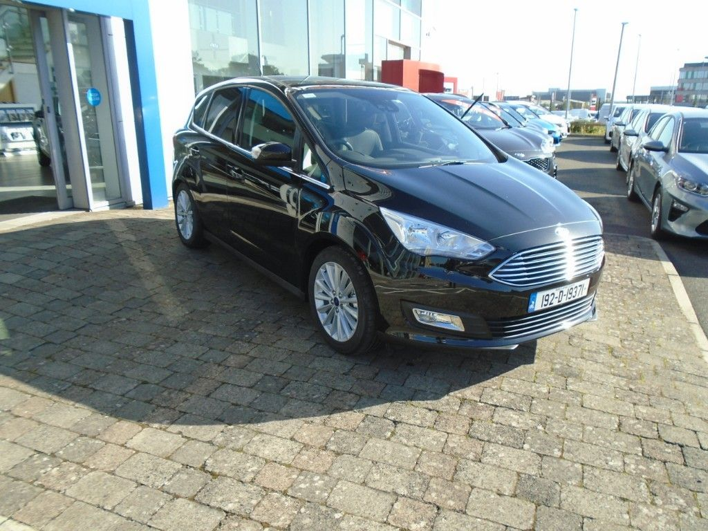 Used Ford C-Max TITANIUM ECO-BOOST PETROL*0% FINANCE AVAILABLE (2019 (192))