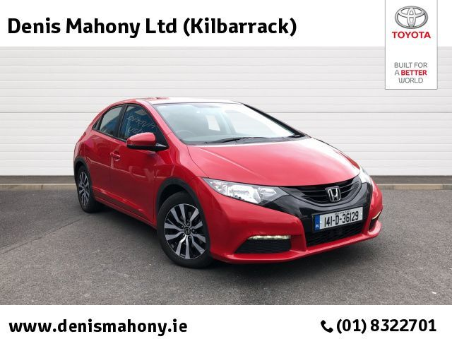 Honda Civic 1.6 DTEC @ DENIS MAHONY KILBARRACK