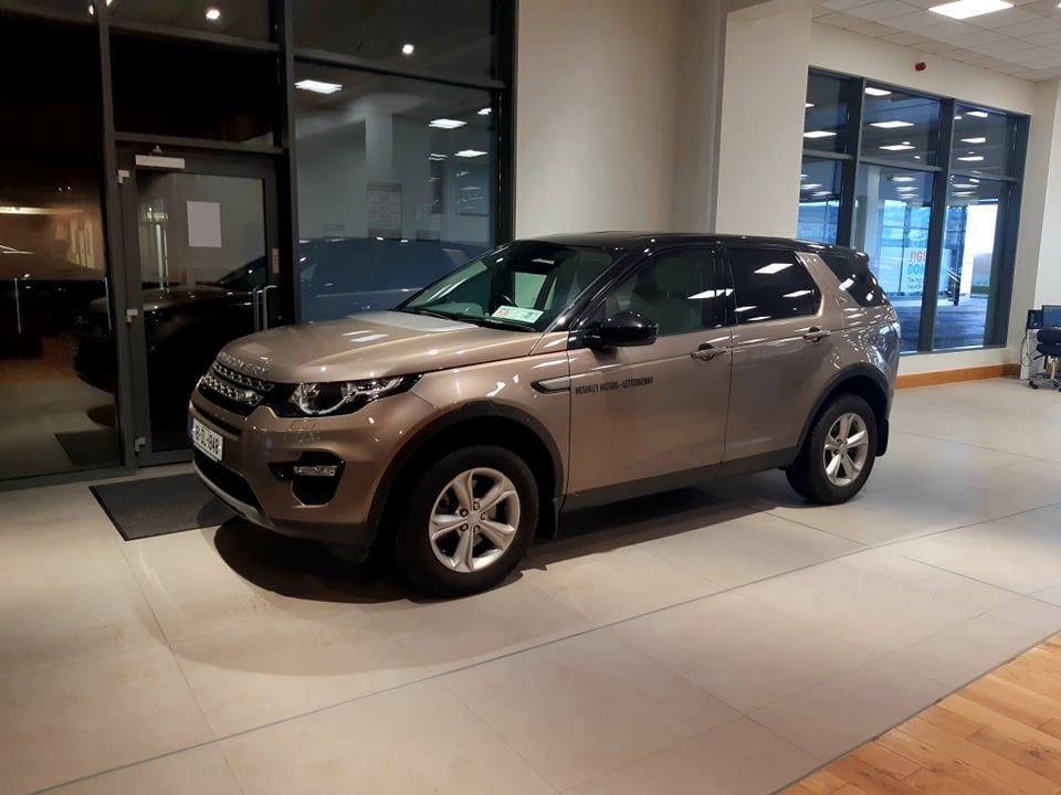 Land Rover Discovery Sport SE 2.0 TD4 (150PS)