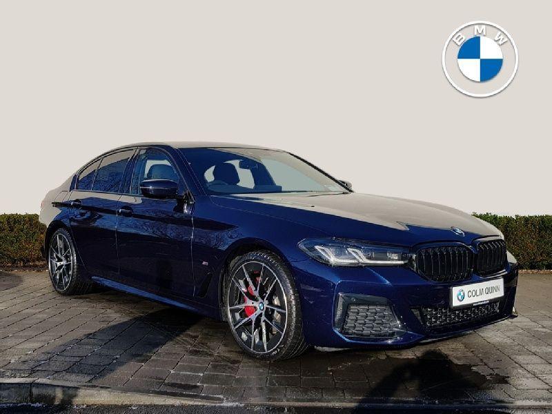 BMW 5 Series 520d M Sport Edition LCI