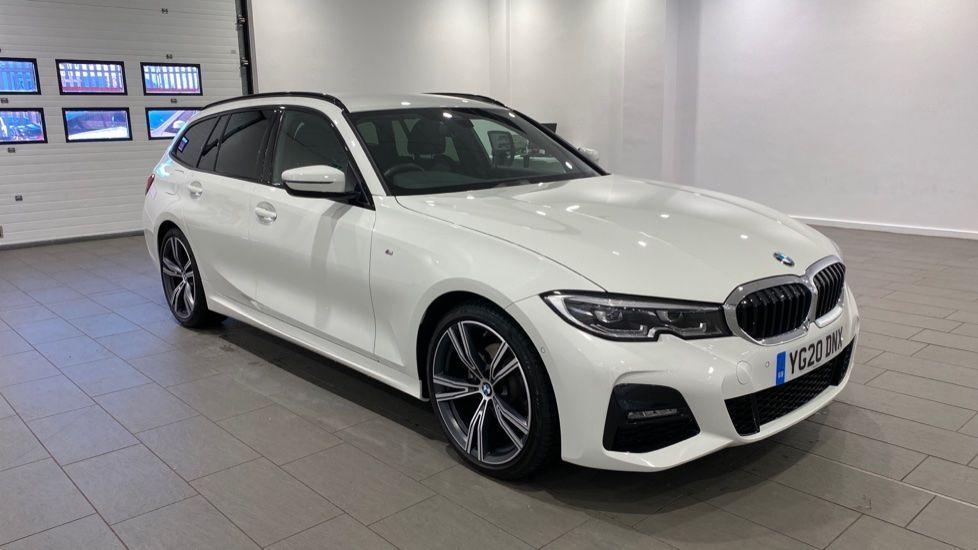 Image 12 - BMW 320i M Sport Touring (YG20DNX)