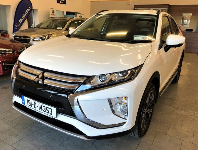 Mitsubishi Eclipse Cross *FINANCE FROM €77 A WEEK* ECLIPSE CROSS INTENSE 6MT 4DR