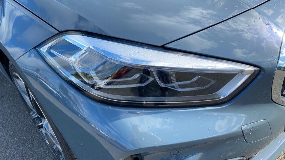 Image 22 - BMW 118i M Sport (YB69VFJ)