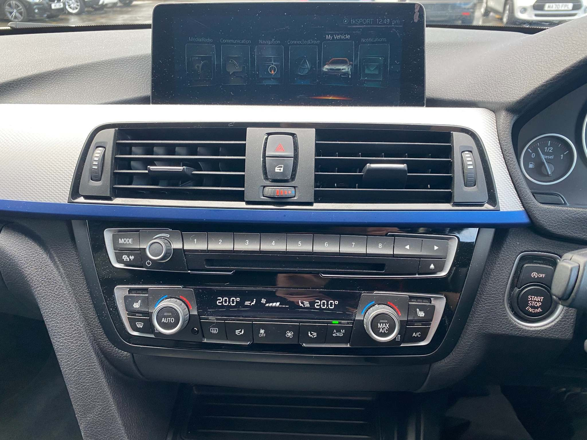 Image 15 - BMW 435d xDrive M Sport Gran Coupe (YK66LFF)
