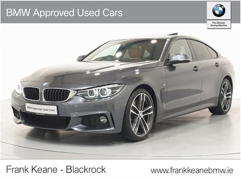 Used BMW 4 Series 430i M Sport Gran Coupe (2017 (171))