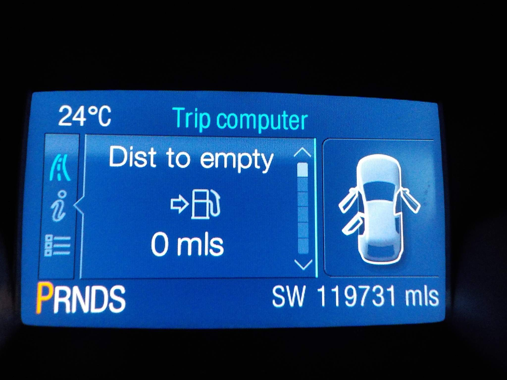 Ford Kuga 2.0 TDCi Zetec Powershift 4x4 5dr