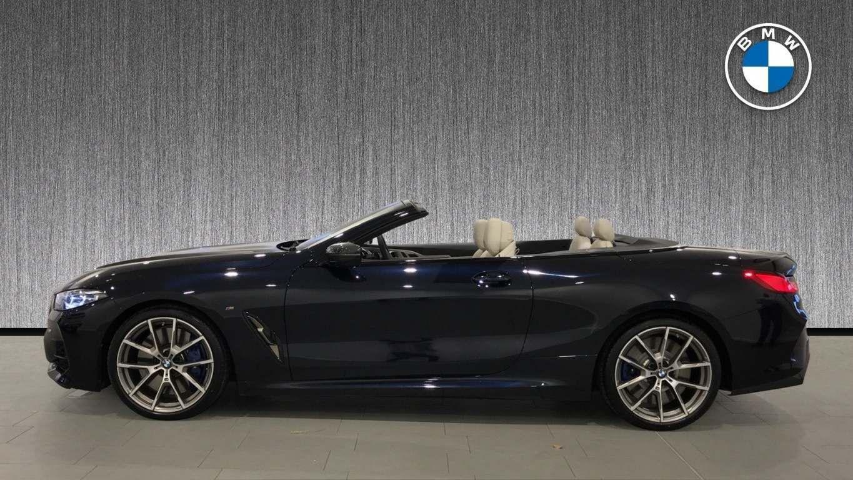 Image 3 - BMW M850i xDrive Convertible (YC69FNL)