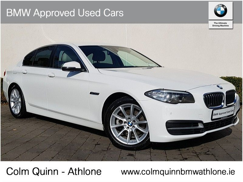 Used BMW 5 Series 518d SE Saloon (2016 (161))