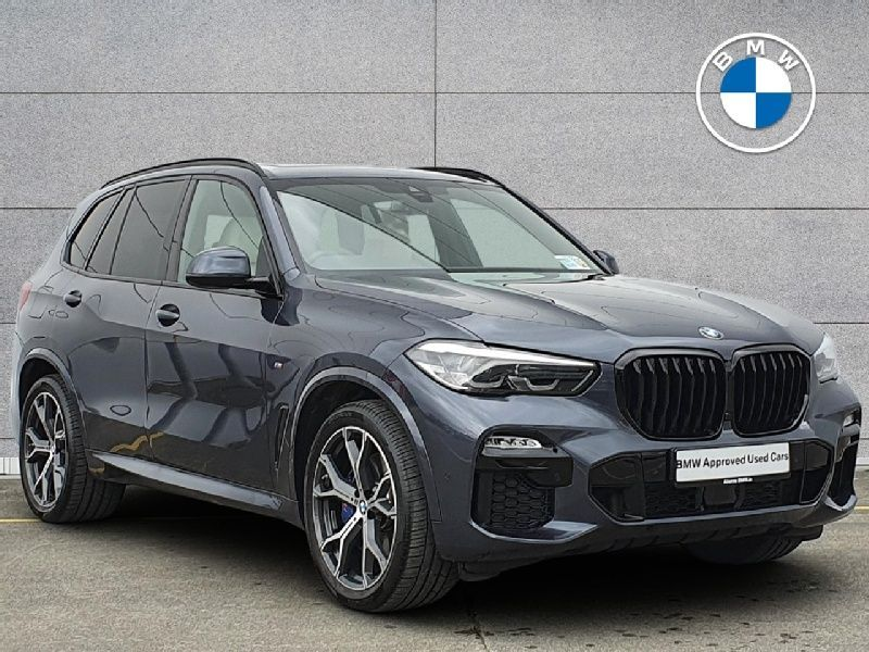 BMW X5 30D MSPORT Plus Pack