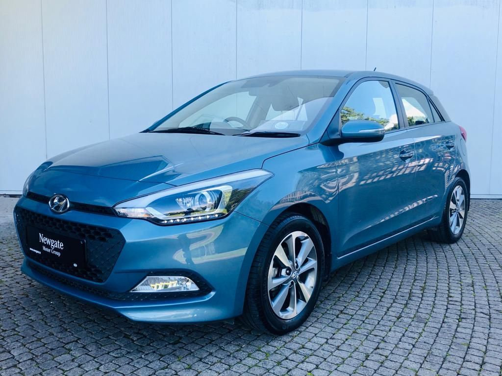 Hyundai i20 ACTIVE DELUXE 5DR