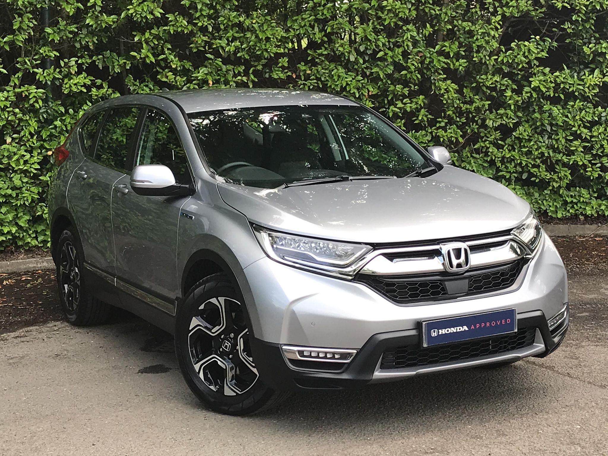 Honda CR-V 2.0 h i-MMD SE eCVT (s/s) 5dr