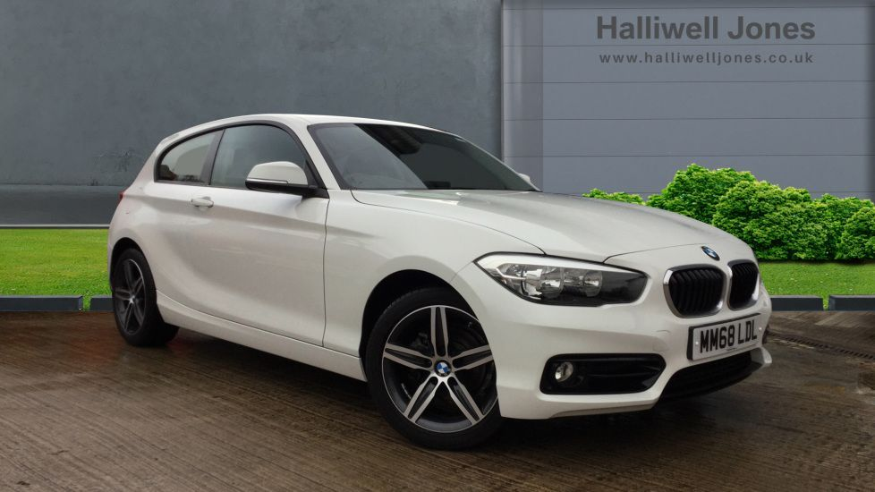 Image 1 - BMW 118i Sport 3-door (MM68LDL)