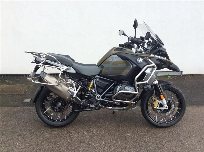 BMW R 1250 GS Adventure Exclusive TE ABS 1254cc