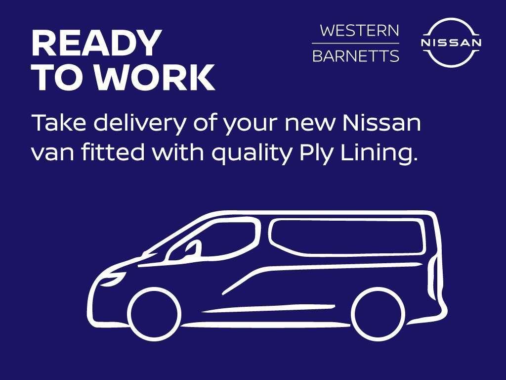 Nissan NV400 for sale