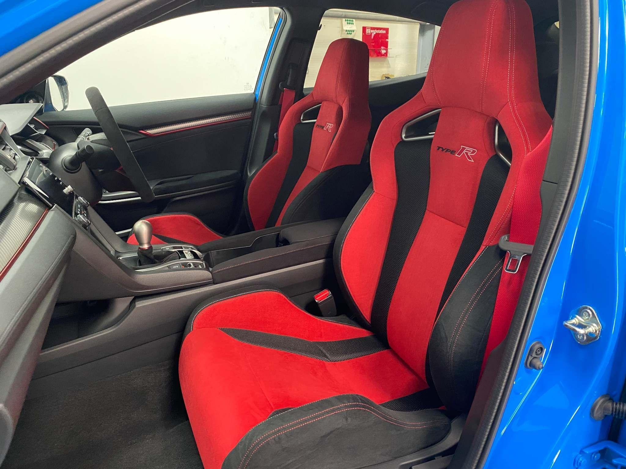 Honda Civic Type R Images