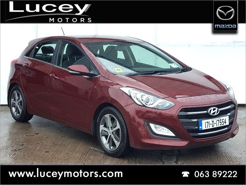 Hyundai i30 1.6 DSL DELUXE 5DR