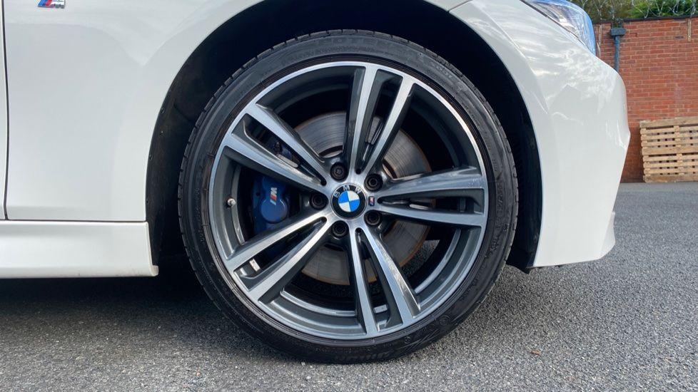 Image 14 - BMW 335d xDrive M Sport Saloon (MA17YDH)