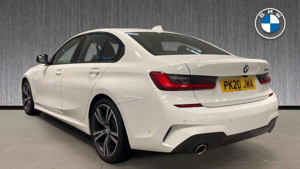 Image 2 - BMW 320i M Sport Saloon (PK20JWA)