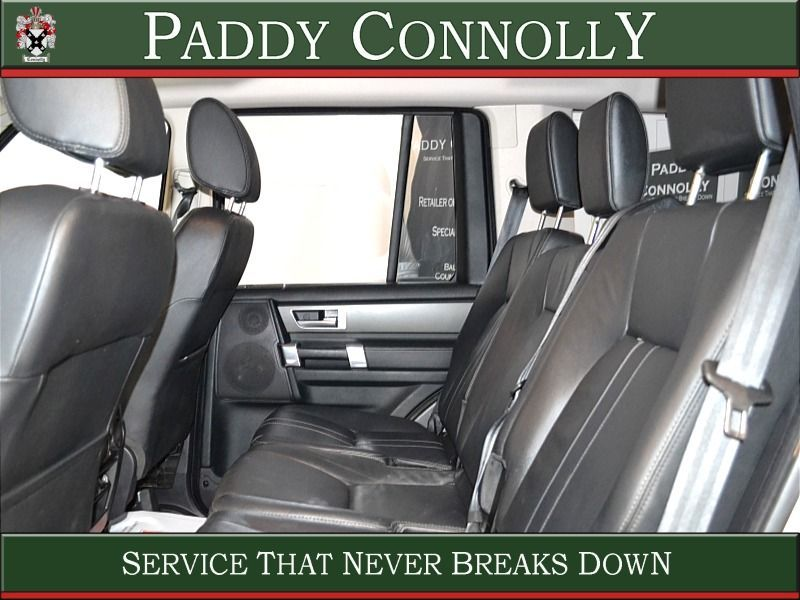 Used Land Rover Discovery *5 Seat N1 Bus.Class* XE (2010)