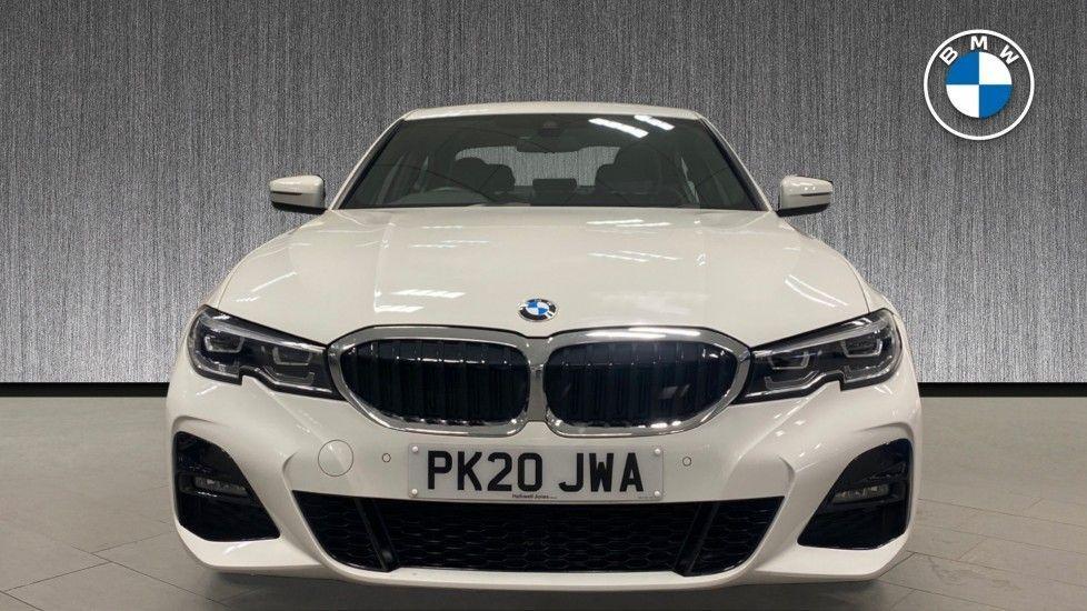 Image 16 - BMW 320i M Sport Saloon (PK20JWA)