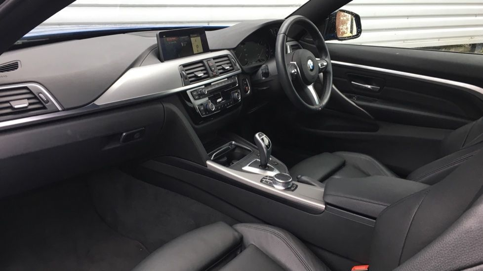 Image 5 - BMW 420d xDrive M Sport Coupe (MA68ORT)